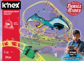 K'nex Thrill Rides Dinosaur Drop Achtbaan - Bouwset
