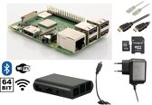 RaspberryPi 3B+ (32Gb) starter kit + WiFi + NOOBS software tool