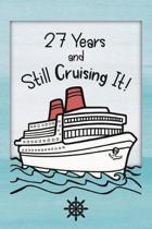 27th Birthday Cruise Journal