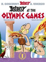 Asterix #12 Asterix at the Olympic Games
