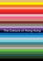 Omslag van 'The colours of Hong Kong'