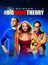 Big Bang Theory Seizoen 1 t/m 7