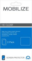 Mobilize HD Clear 2-pack Screen Protector Samsung Galaxy S7
