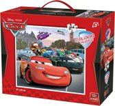 Vloerpuzzel Disney Cars
