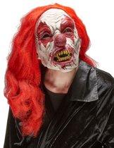 """""""Enge clown latex masker voor volwassenen Halloween  - Verkleedmasker - One size"""""""