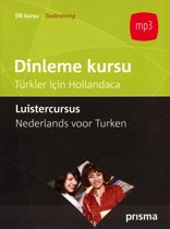 Dileme kursu - Türkler için Hollandaca (mp3-download luisterboek, dus geen fysiek boek of CD!)