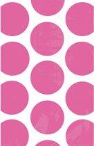 Papieren Zakjes met Stippen Roze
