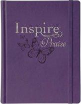 Inspire praise Bible Purple HC