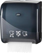 Handdoekautomaat Autocut E-matic zwart
