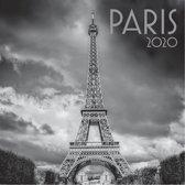 Kalender 2020 Parijs (30,5 x 30,5)