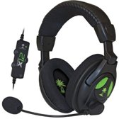 Turtle Beach Ear Force X12 Wired Stereo Gaming Headset - Zwart (Xbox 360 + PC)