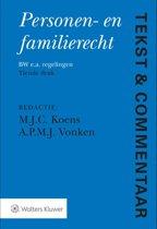 Tekst & Commentaar - Personen- en Familierecht