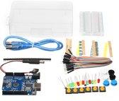 Arduino geschikte Uno R3 Starter Set - Mini Breadboard & Uno R3 Kit