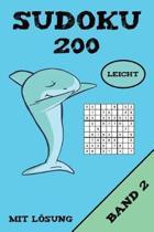 Sudoku 200 Leicht Mit L sung Band 2