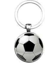 Sleutelhanger Glas - Voetbal
