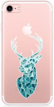 iPhone 7 Hoesje Art Deco Deer