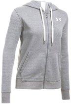 Under Armour - Favorite Fleece Full Zip - Dames - maat XL