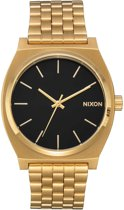 Nixon A0452042 Time Teller all gold / black sunray - Horloge - 37mm - Goudkleurig