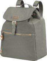 Samsonite Fashion Rugzak - Karissa Backpack 1 Pocket Gunmetal Green