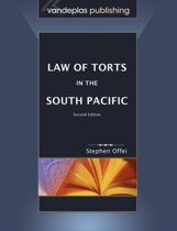 Law of Torts in the South Pacific, 2nd Ed.