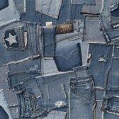 Komar Jeans Fotobehang 368x254cm