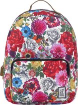 The Pack Society Classic Rugzak - Flower