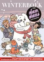 Omslag van 'Jan Jans en de kinderen Winterboek'
