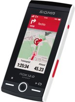 Sigma ROX 12.0 Sport Fietsnavigatie - Set - White