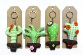 FT 028816 Sleutel hanger 'Plant Friends'