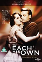 To Each His Own (dvd)