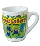 Cartoonmok Voetbal