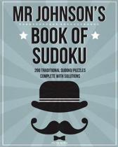 Mr Johnson's Book Of Sudoku