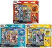 Pokémon Legendary Beasts Pin Verzamelkaarten 4-delig
