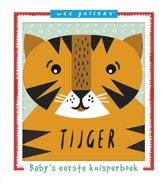 Wee Gallery - Knisperboek Tijger