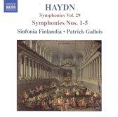 Haydn: Symphonies Nos.1-5