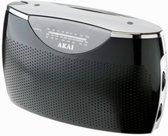 Akai APR100BK - Draagbare Radio - Zwart