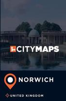 City Maps Norwich United Kingdom