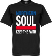 Northern Soul T-Shirt - XXL