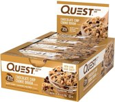 Quest Nutrition Quest Bar - Eiwitreep - 1 doos (12 eiwitrepen) - Chocolate Chip Cookie Dough