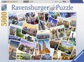 Ravensburger puzzel New York: The city that never sleeps - Legpuzzel - 5000 stukjes