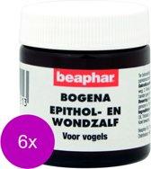 Beaphar Epithol En Wondzalf - Vogelapotheek - 6 x 25 g