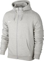 Nike Team Club Sweatvest Heren Sporttrui - Maat XL  - Heren - grijs