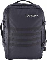 Cabinzero Military - handbagage rugzak - 44 liter -  Military Black