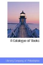 A Catalogue of Books