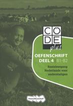 CODEplus Deel 4 B1 B2 Oefenschrift