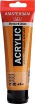 Amsterdam Standard acrylverf tube 120ml - Goudoker - halfdekkend