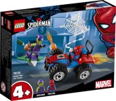 LEGO 4+ Spider-Man Auto Achtervolging - 76133