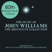 The Music of John Williams: the Definitive