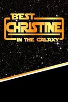 The Best Christine in the Galaxy
