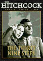 Thirty Nine Steps (1959) (dvd)